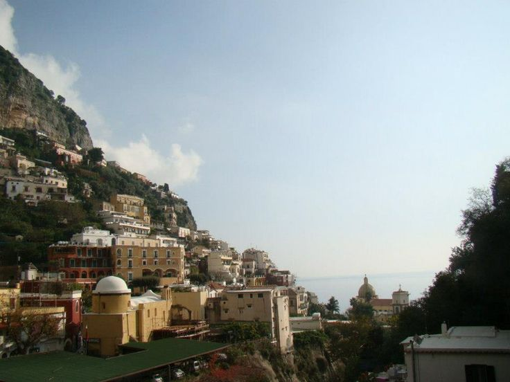 South Italy – Positano and Amalfi coast