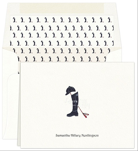 Letters from Lilly stationery Equestrianism made its Summer Olympics debut at the 1900 Summer Olympics in Paris, France. It disappeared until 1912, but has appeared at every Summer Olympic Games since.