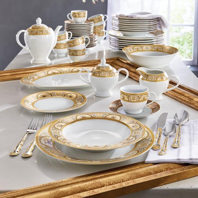 47 Piece Accent Dinnerware Set Dinnerware Dinnerware Set Fine China Dinnerware
