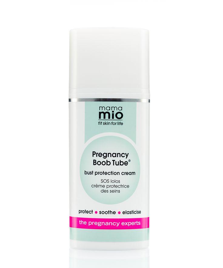 Mama Mio Boob Tube Gravidez - Especificamente formulado para a pele dos seios durante a gravidez. #Grávidas