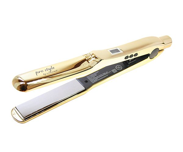 La plancha Kokoro Gold cuida mi pelo al mismo tiempo que lo alacia. Una de las mejores planchas que he probado.