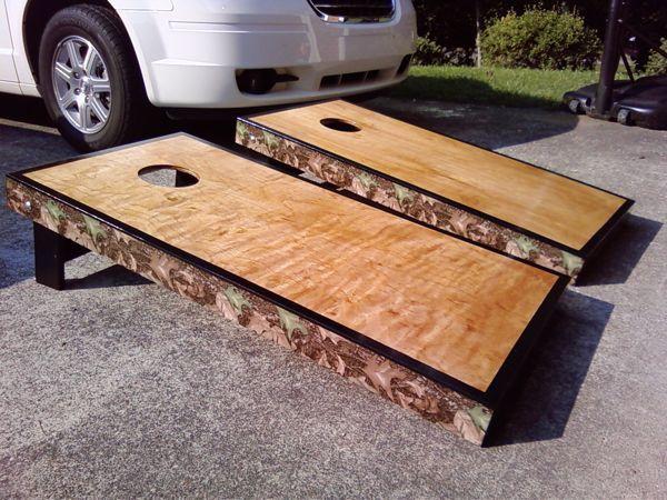 cornholeboarddesigns outdoor cornhole board design