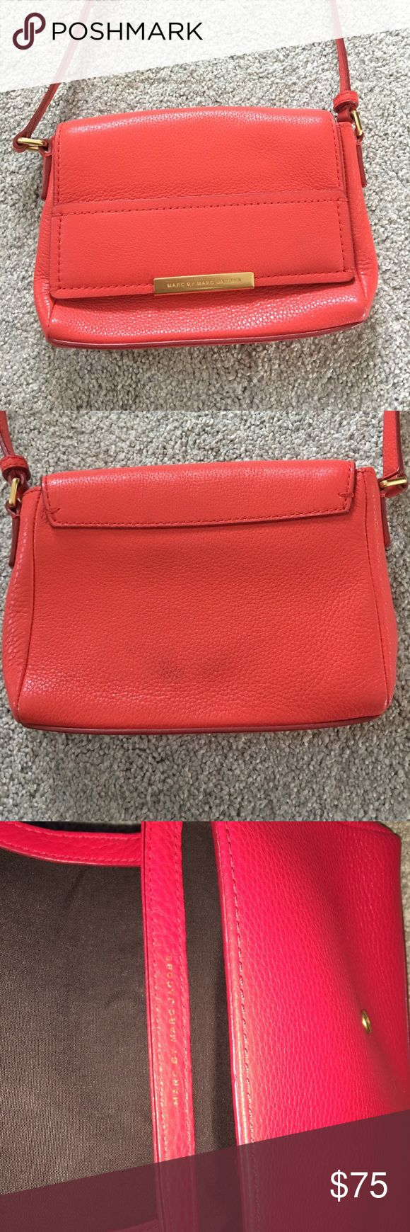 Marc by Marc Jacobs purse Red small purse Marc By Marc Jacobs Accessories