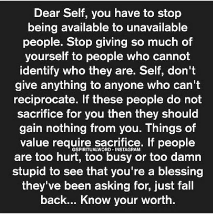 Know your worth - a form of Self Love