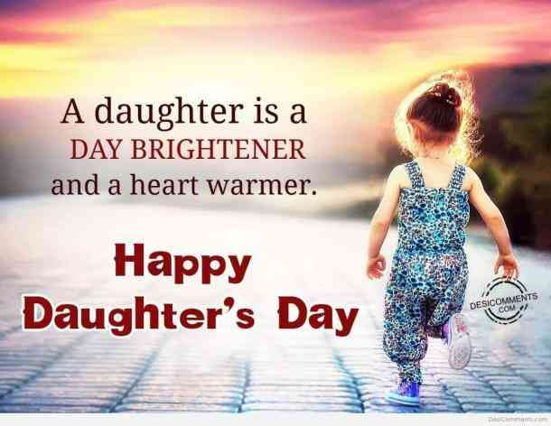 55 Best National Daughter S Day Quotes And Memes Daughters Day Quotes National Daughters Day Daughters Day