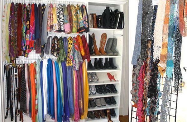 Любительницам платков, шарфов и палантинов посвящается