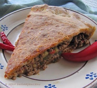 Cucina Panzano Italian Meat Pie Scaciatta My Recipes