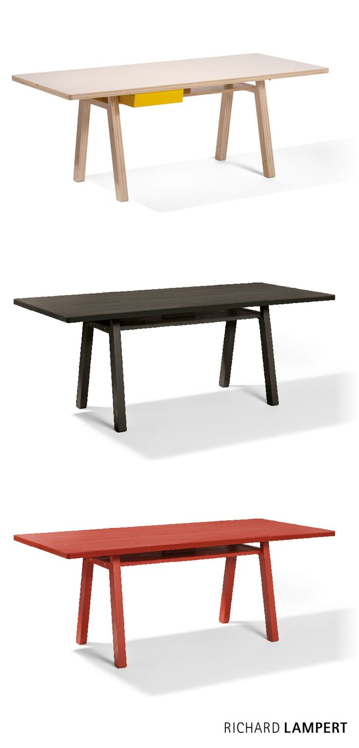 A piece of home – table ›STIJL‹ by Alexander Seifried
