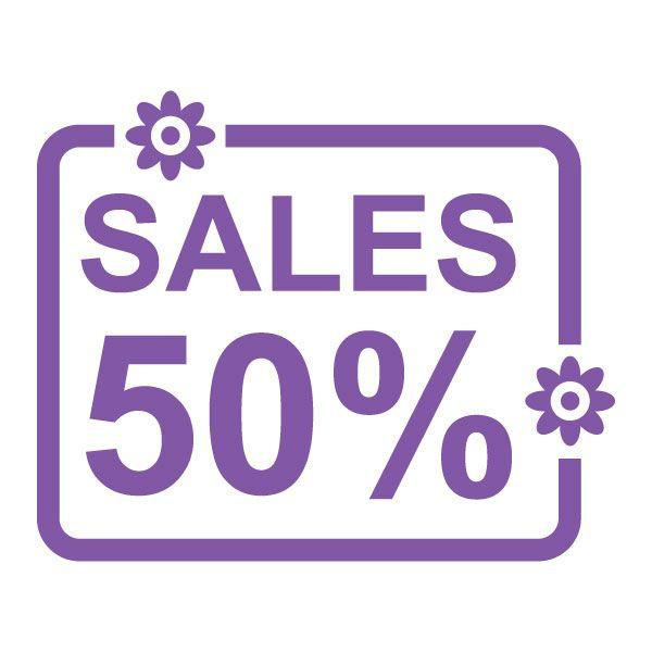 Sale sticker SALE 25 by Sticky!!!