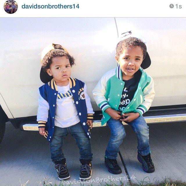 @tiffanydarlyn  the davidson brothers