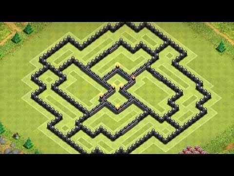 "nice Clash Of Clans | ""EPIC"" TOWN HALL 10 FARMING BASE 