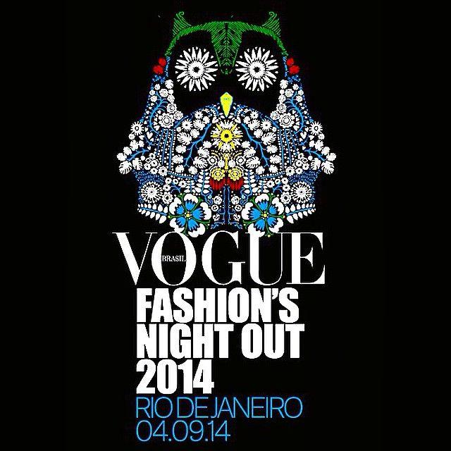 Vogue Fashion's Night Out 2014 - Rio de Janeiro - 04.09.14 - #vfno2014 #fno2014 #vfno #fno #vogue #voguebrasil