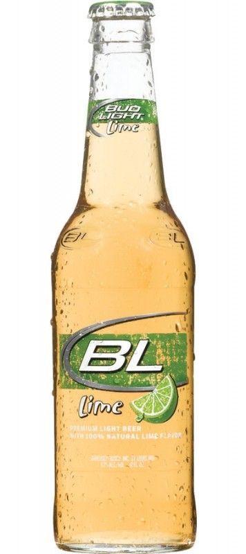 Cerveja Bud Light Lime, Estilo Fruit Beer, Produzida Por Anheuser Busch,  Estados Unidos. 5% ABV De álcool.
