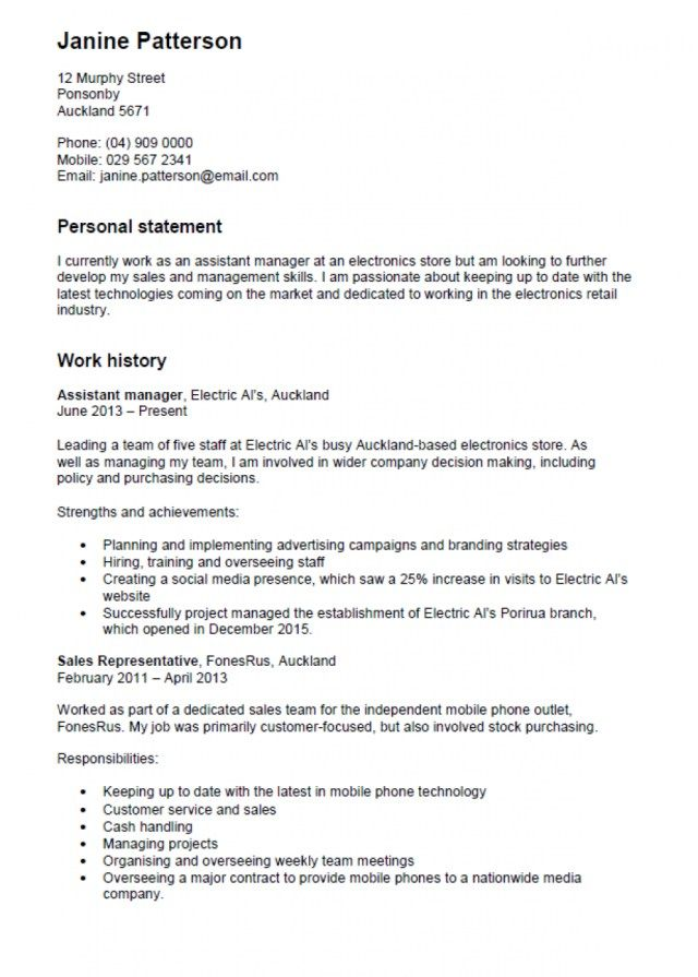 27 Cover Letters That Work Resume Cover Letter Example
