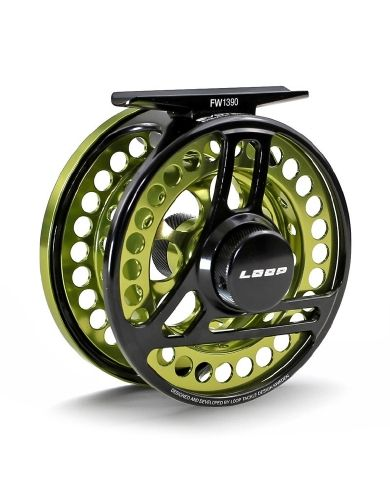 For the distinguishing fly fisherman who wants a fly #reel that will perform in a variety of conditions, The Loop Evotec Featherweight is ready for action. For more fly fishing info follow and subscribe www.theflyreelguide.com Also check out the original pinners/creators site and support