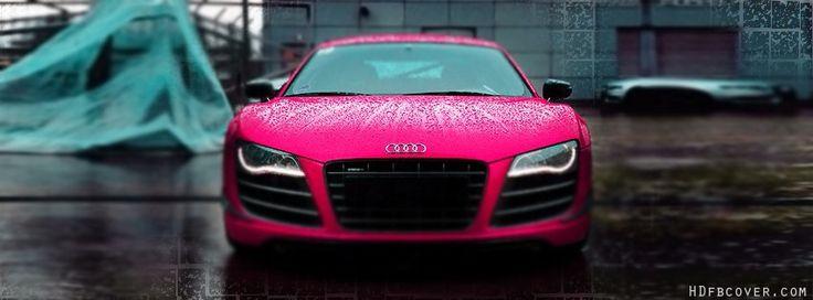 Pink Audiiiii... <3 <3
