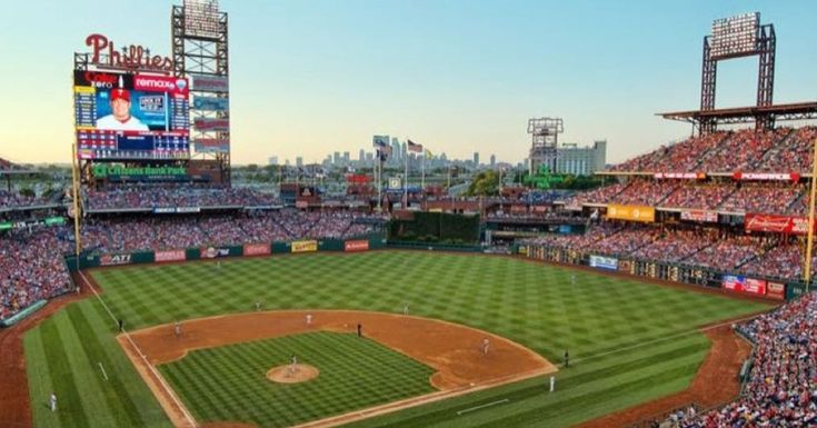 If you loved our sold out Kegs N Eggs Parade Party and our sold out #Eagles Home Game Tailgate parties JOIN US AGAIN for the #Phillies Home Opener Pregame Tailgate at @xfinitylive_xl on April 5th!!! Ticket & Tailgate or Tailgate Only available!!! Start the season off right!! . . #Phils #PhilsFans #PhilsPhans #HomeOpener #OpeningDay #XfinityLive #Philly #Philadelphia #baseball #GreenLegion