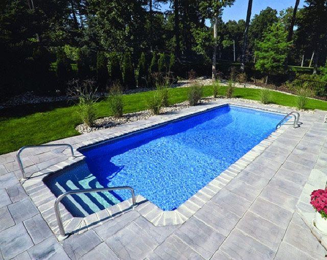 Small Lap Pools | Fiberglass lap pool | Underground swimming pools