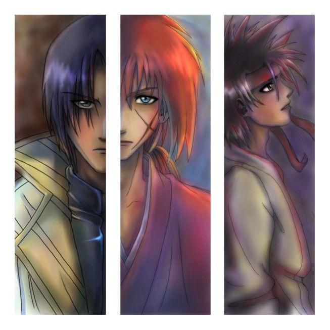 84 Best Images About Rurouni Kenshin On Pinterest