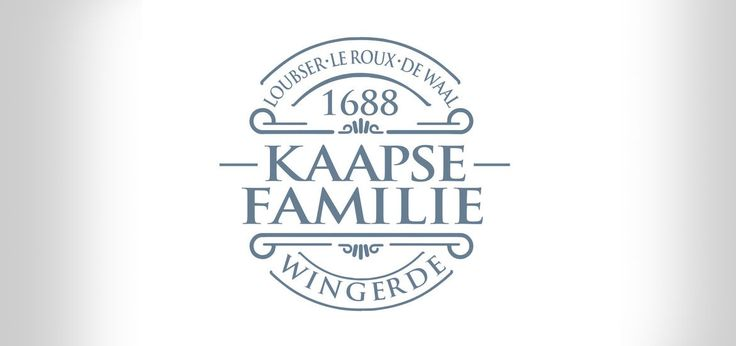 Logo design for Kaapse Family Wines by AdamsRib Design