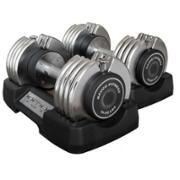 50 lbs. Adjustable Dumbbell - Set of 2