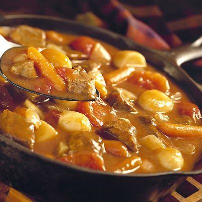 cool Beef Stew Crock Pot Recipe