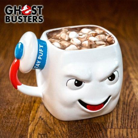 Mug 3D Ghostbusters - Bibendum Chamallow