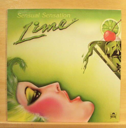 LIME-Sensual-Sensation-mint-minus-Vinyl-LP-1984-Top-RARE-Italo-Disco-Pop