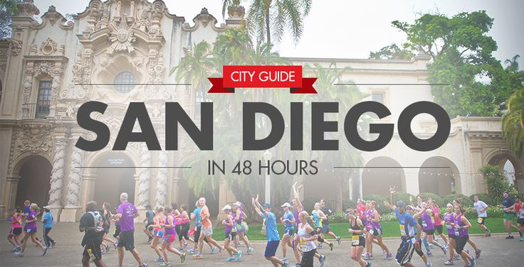Make the most of your time while running the Rock 'n' Roll San Diego Marathon and Half Marathon. The Tempo has your 48-hour itinerary to enjoy the best of San Diego.