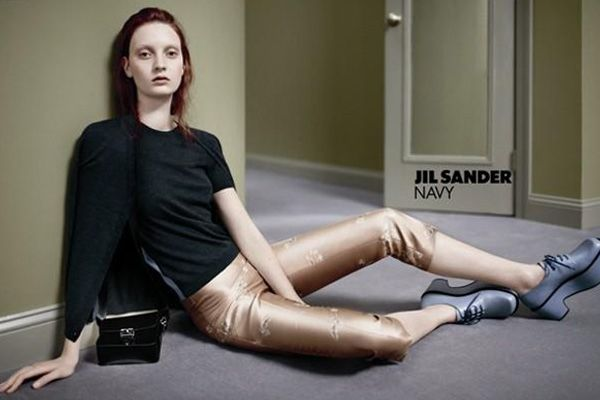 Jil Sander Navy Fall Winter 2012