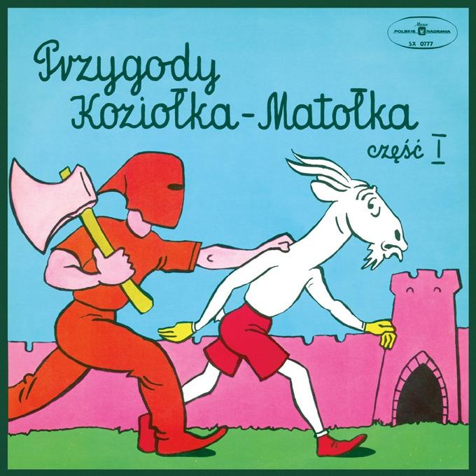 """Bajki-Grajki nr 29 """"Przygody Koziołka Matołka cz.I"""" www.bajki-grajki.pl"""