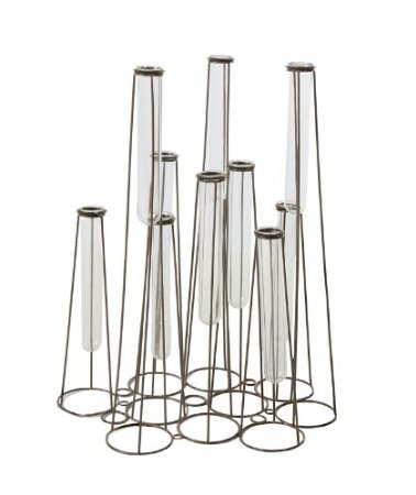 1000 images about party decorating ideas on pinterest for Test tube vase
