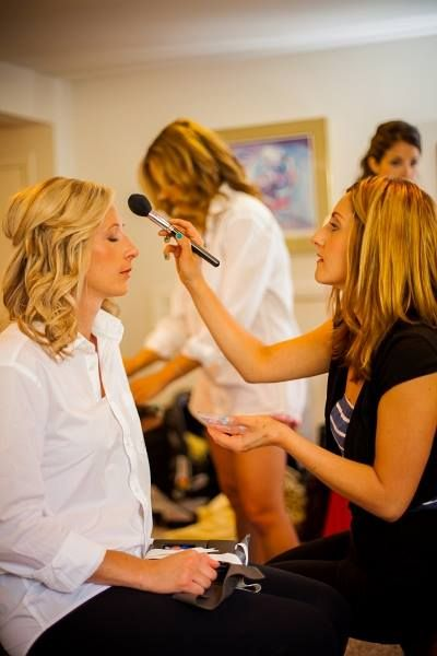 Makeup: Katy Baker Luxe Makeup Photo: www.fetchingimagephotography.com