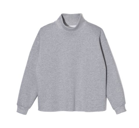 THE ODDER SIDE Turtleneck sweatshirt. Shop at www.theodderside.com