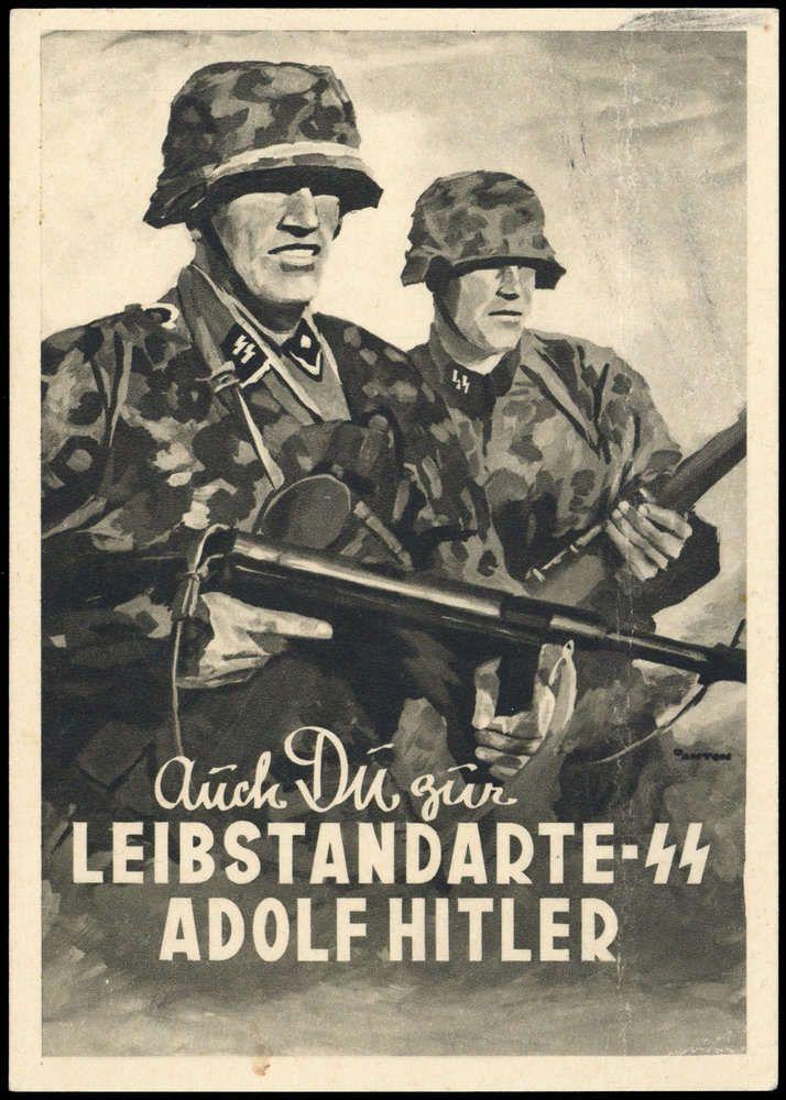 Third Reich Propaganda, Organisations, SS
