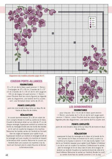 EMBROIDERY – CROSS-STITCH / BO
