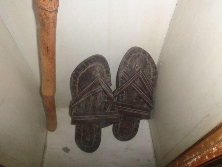 Gandhiji'd Chappal http://proindian.in/732/sabarmati-gandhi-ashram-pictures