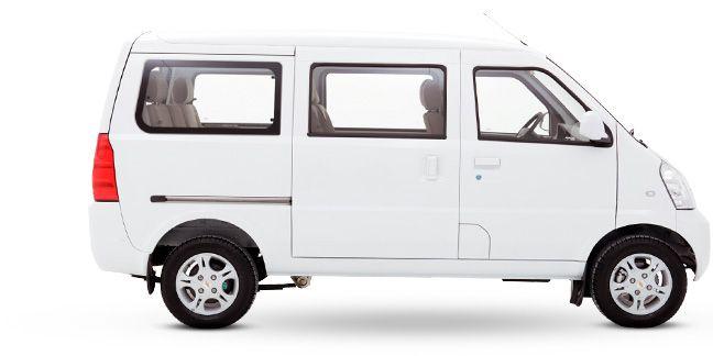 Personaliza Tu Van De Pasajeros Chevrolet N300