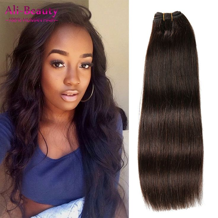 46.46$  Watch now - http://ali7oa.worldwells.pw/go.php?t=32764251071 - Malaysian Hair Bundle Deals One Piece 7a Unprocessed Virgin Hair Brown Black Weave Hairstyles Cabelo Humano Barato Loiro Weaves