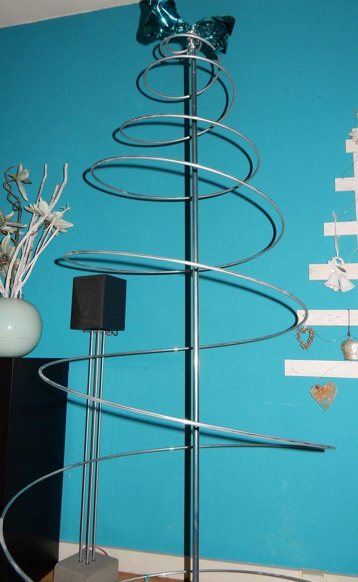 1 van de inzendingen die laten zien wat je met een kerst spiraal kunt doen - Ideeen inzendingen ...