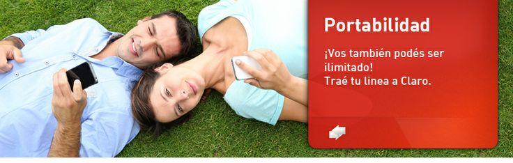 La portabilidad de Claro te permite transferir tu número a cualquier operadora.