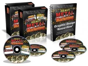 Heavy Metal Marketing - Internet Marketing Store - Queensland, Australia