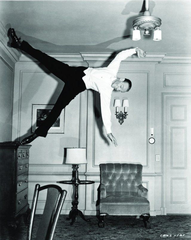 Fred Astaire-tried to pick my favorite movie of his and couldn't decide. This is from Royal Wedding.