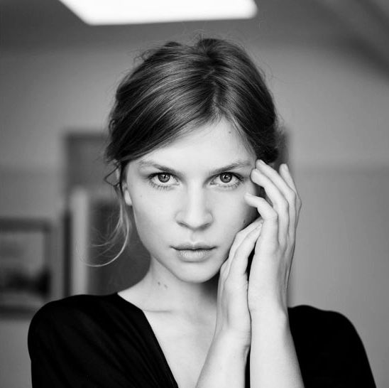 Clemence Poesy, aka Fleur Delacour, aka the french girl that almost changed Chuck Bass.