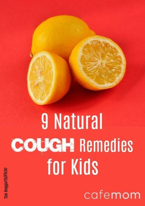Check out these nine natural remedies that can help quiet a child's cough, so your kid (and you!) can finally get some sleep!