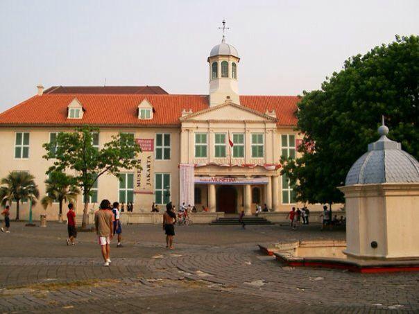 Museum Fatahillah, Jakarta Old Town