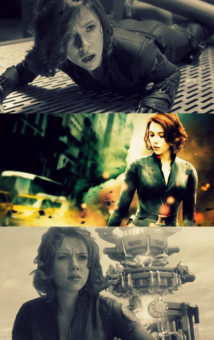Natasha Romanoff   The Avengers