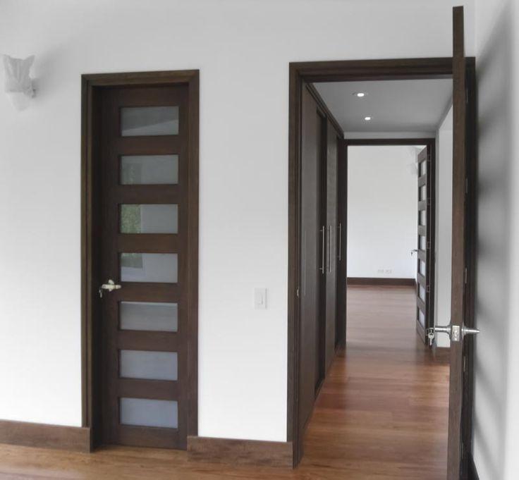 M s de 1000 im genes sobre puertas de ba os en pinterest for Imagenes de puertas de madera para interiores
