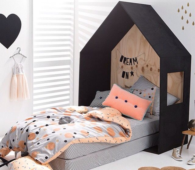 Dream kiddo bed
