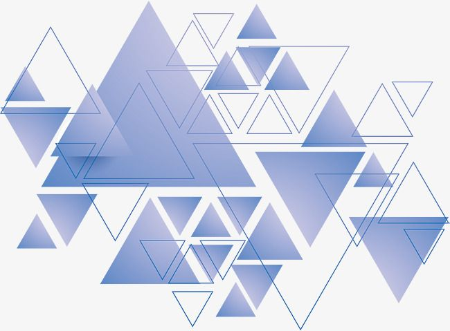 Millions Of Png Images Backgrounds And Vectors For Free Download Pngtree Triangle Geometric Color